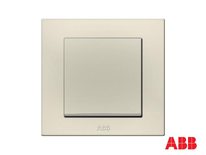Розетки та вимикачі ABB Cosmo
