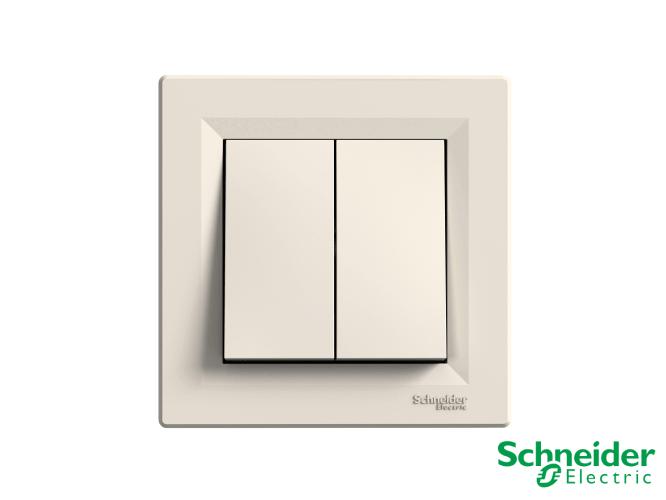 Розетки та вимикачі Schneider Electric Asfora