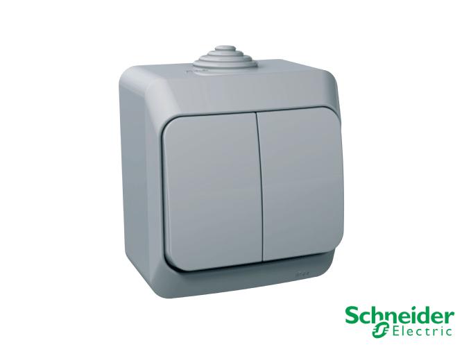 Розетки та вимикачі Schneider Electric Cedar Plus