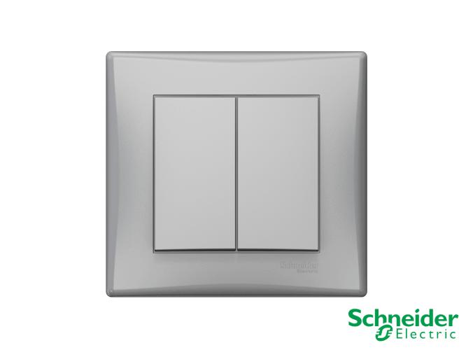 Розетки та вимикачі Schneider Electric Sedna
