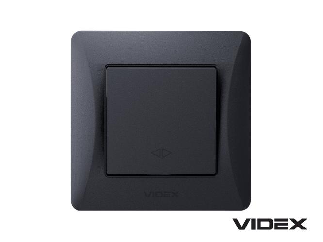 Розетки та вимикачі Videx Binera