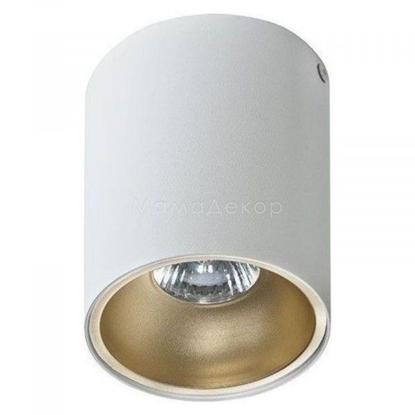 Точковий світильник Azzardo AZ0819   AZ0822 Remo WH Remo R WH, колір — білий