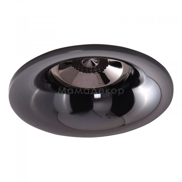 Точковий світильник Azzardo AZ1480 Adamo Midst, колір — чорний