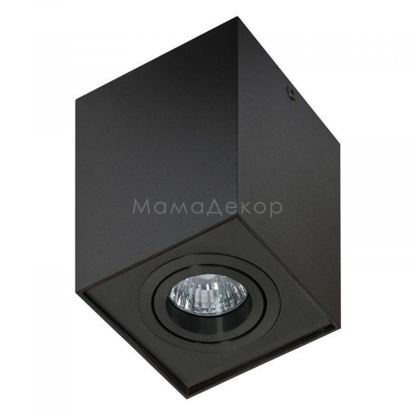 Точечный светильник Azzardo AZ2137 Eloy, цвет — черный