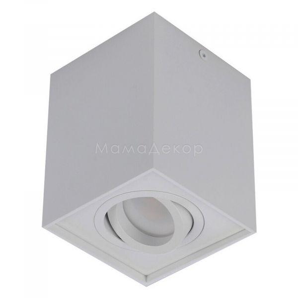 Точковий світильник Azzardo GM4106-BGR Eloy, колір — світло-сірий