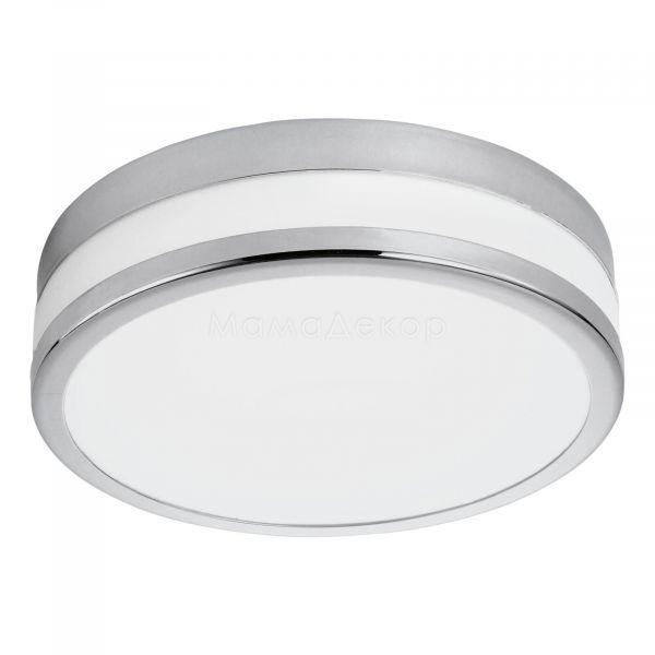 Стельовий світильник Eglo 94999 LED Palermo, колір плафону — білий, хром, колір основи — хром