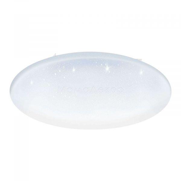 Стельовий світильник Eglo 98459 Totari-C, колір — білий
