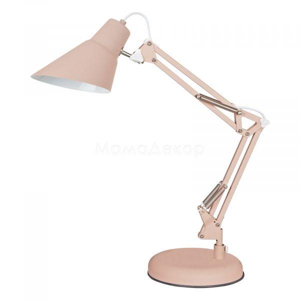 Настільна лампа Laguna Lighting 95694-01, колір — рожевий