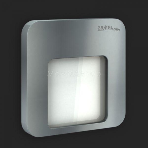 Настінний світильник Ledix 01-111-32 Moza, колір плафону — графіт, білий, колір основи — графіт