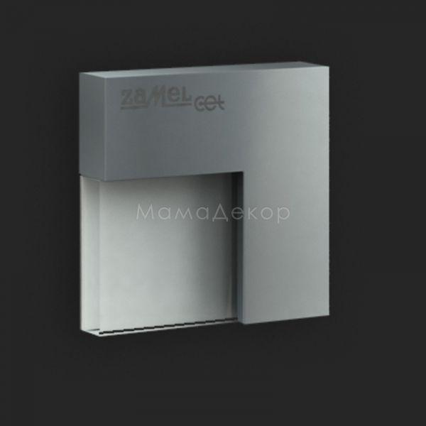 Настенный светильник Ledix 04-111-32 Tico, цвет плафона — графит, белый, цвет основания — графит