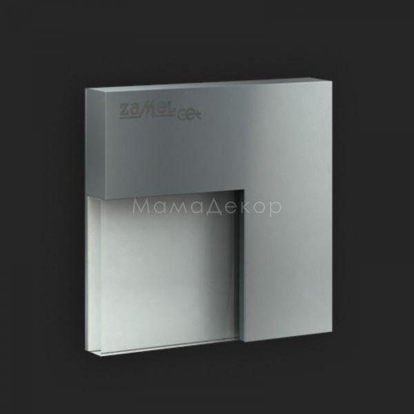 Настінний світильник Ledix 06-111-31 Timo, колір плафону — графіт, білий, колір основи — графіт