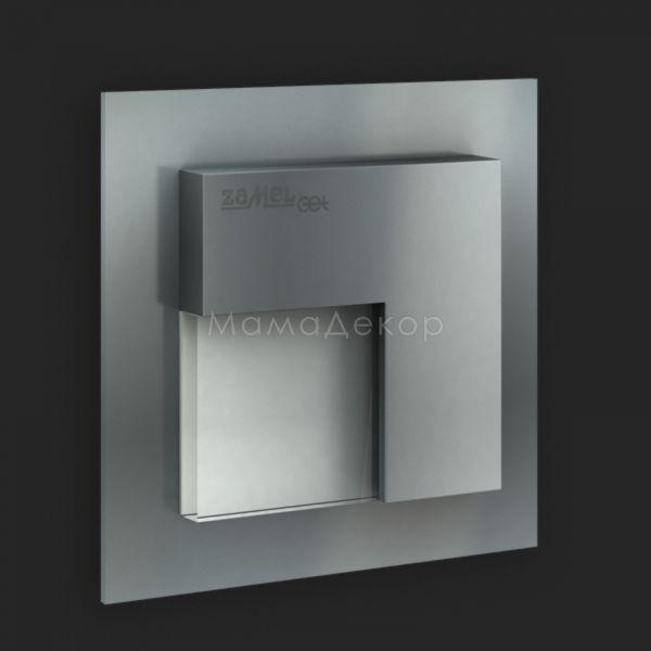 Настінний світильник Ledix 07-111-36 Timo, колір плафону — графіт, білий, колір основи — графіт
