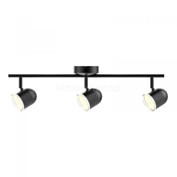 Спот Maxus 3-MSL-11241-CB Spot Light 1, колір — чорний