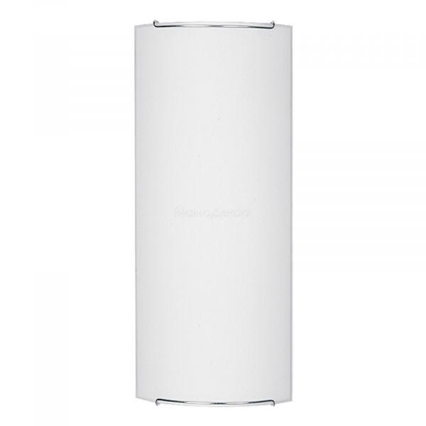 Стельовий світильник Nowodvorski 1130 Classic, колір плафону — білий, колір основи — сталевий