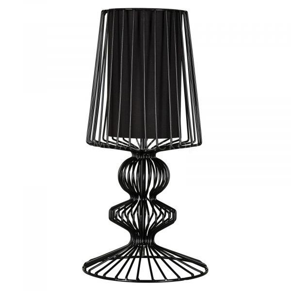 Настільна лампа Nowodvorski 5411 Aveiro, колір — чорний