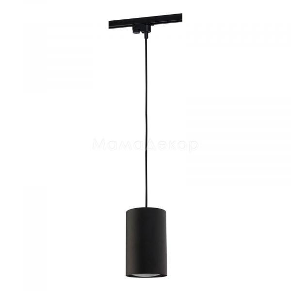 Трековий світильник Nowodvorski 8823 Profile Bit, колір — чорний