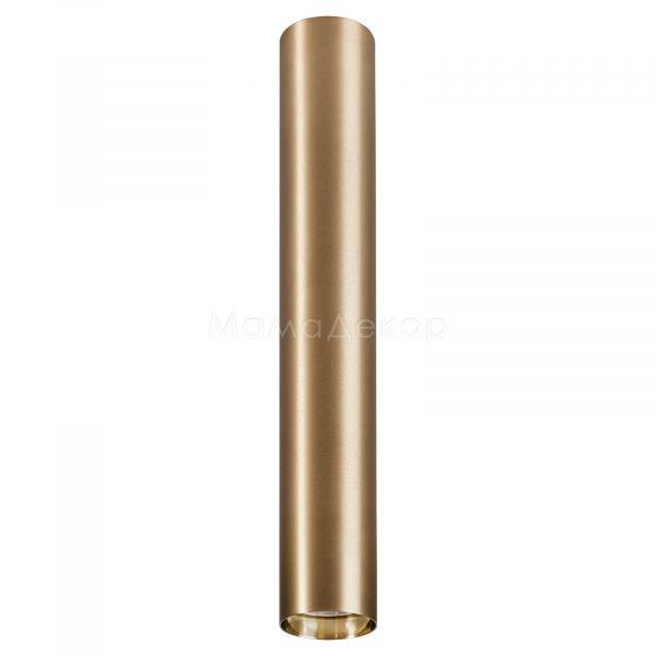 Точковий світильник Nowodvorski 8913 Eye Brass L, колір — латунь