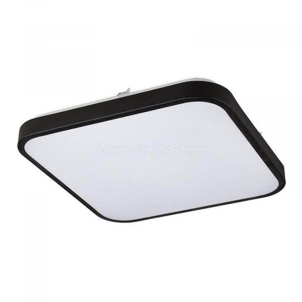 Стельовий світильник Nowodvorski 9167 Agnes Square LED, колір плафону — чорний, білий, колір основи — чорний