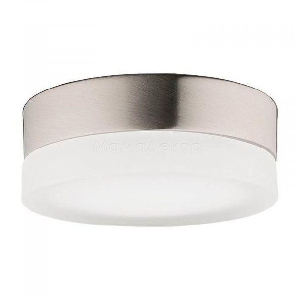 Стельовий світильник Nowodvorski 9493 Tugela, колір плафону — білий, колір основи — нікель