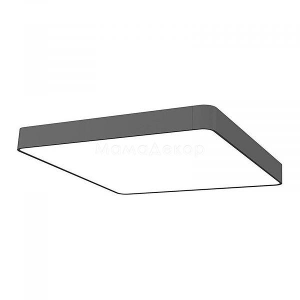 Стельовий світильник Nowodvorski 9528 Soft LED, колір плафону — сірий, білий, колір основи — сірий