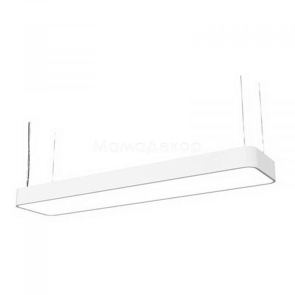 Підвісний світильник Nowodvorski 9544 Soft LED, колір плафону — білий, колір основи —  пластик