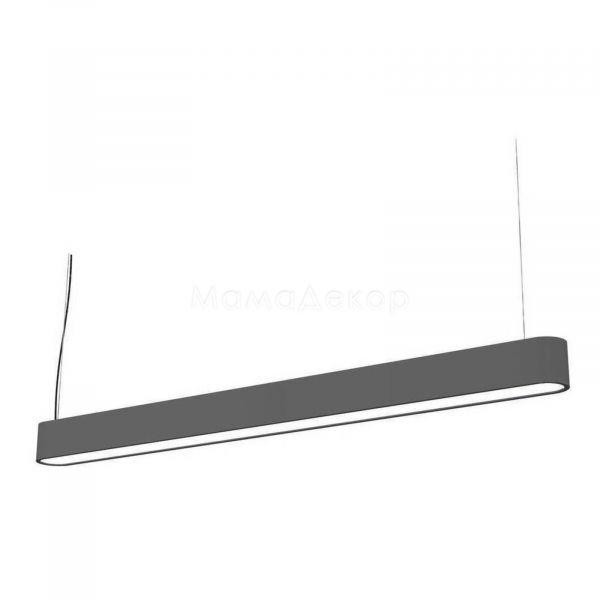 Підвісний світильник Nowodvorski 9546 Soft LED, колір — графіт