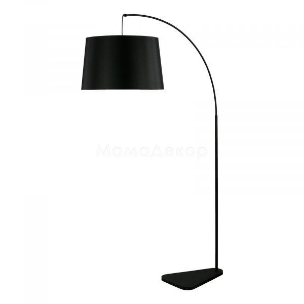 Торшер TK Lighting 2941 Maja New Black, колір — чорний