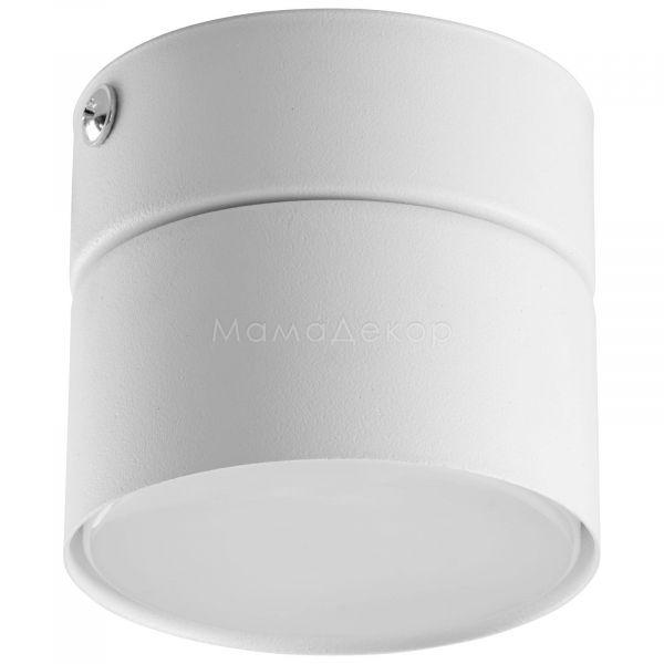Точковий світильник TK Lighting 3390 Space White, колір — білий
