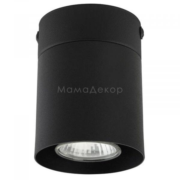 Точковий світильник TK Lighting 3410 Vico Black, колір — чорний