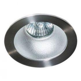 Точковий світильник Azzardo AZ1729 + AZ0821 Remo 1 Downlight, колір — алюміній