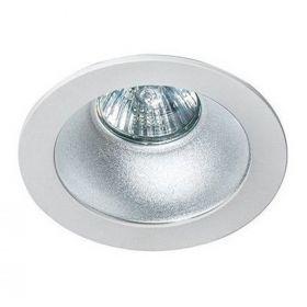 Точковий світильник Azzardo AZ1731 + AZ0821 Remo 1 Downlight, колір плафону — білий, алюміній, колір основи — білий