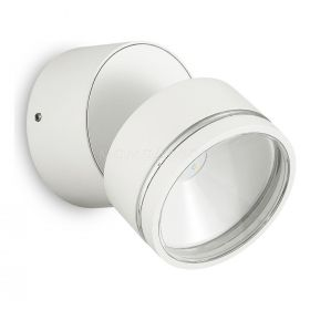Ideal Lux 172538 Omega Round AP1 Bianco