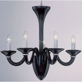 Ideal Lux 20501 White Lady SP5 Nero
