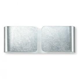 Ideal Lux 91136 Clip AP2 Mini Argento