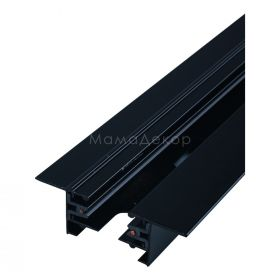Nowodvorski 9015 Profile Recessed Track Black 2 Meters
