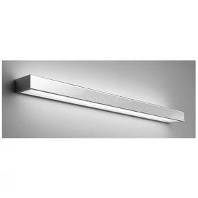 Настінний світильник Nowodvorski 9502 Kagera LED L, колір плафону — хром, білий, колір основи — хром