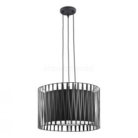 TK Lighting 1655 Harmony Black