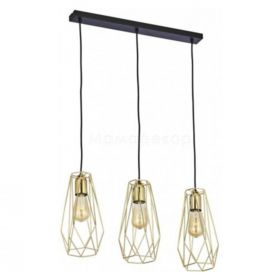 TK Lighting 2698 Lugo Gold