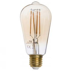 TK Lighting 3792 6.5W 2700K E27 BULB LED